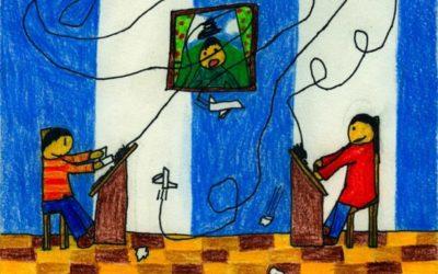 Illustrationen aus Wilde Kastanien und Feuernarben